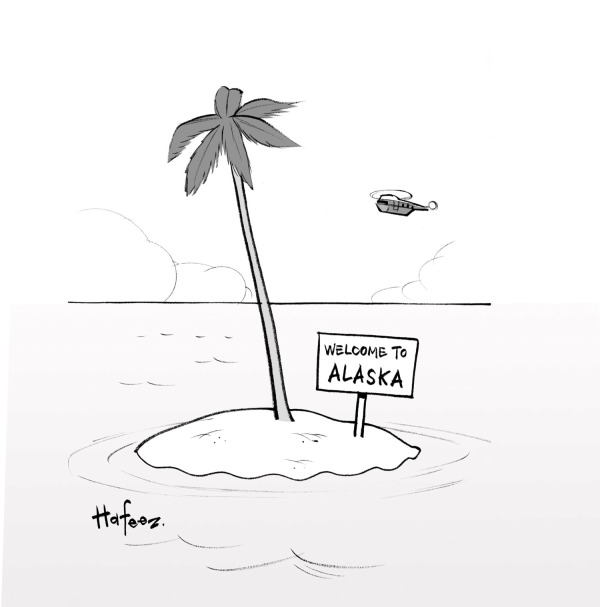 Daily Cartoon for Tuesday, September 1st via The New Yorker